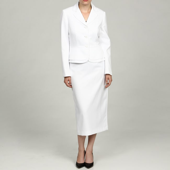 White Skirt Suit For Women Tinyteens Pics