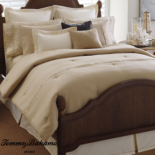 Tommy Bahama Broadmoore California King Size 4 Piece