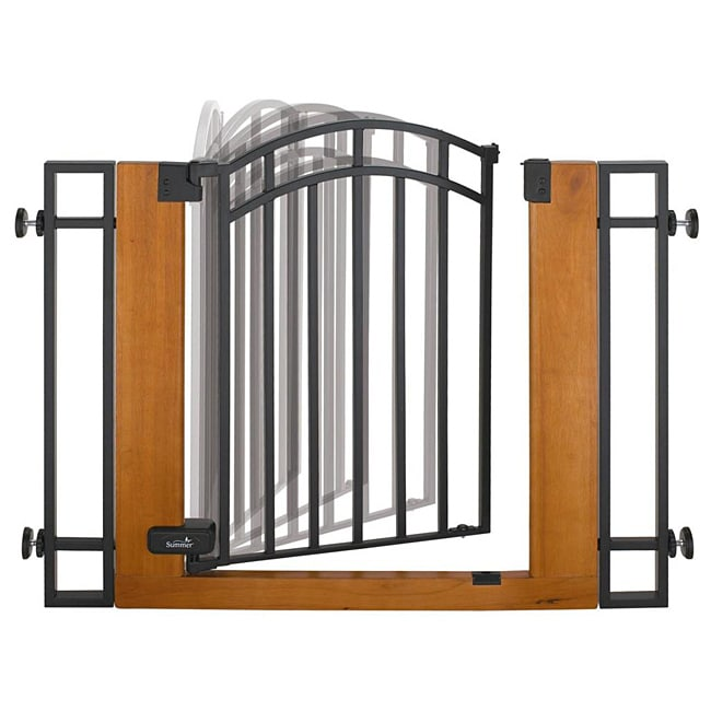 Summer Infant Sure And Secure Walk Thru Gate