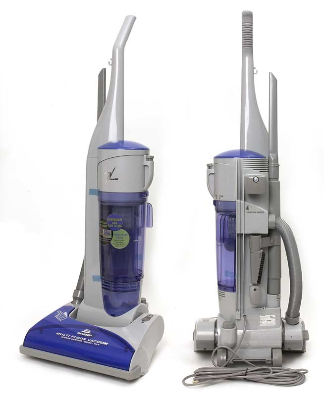 Sharp Ec S5170 Bagless Cyclonic Vacuum 040910