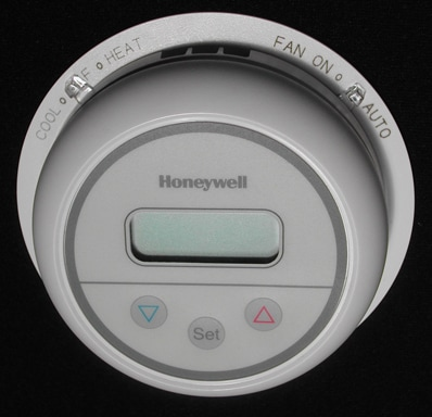 Honeywell Round Programmable Thermostat Refurbished