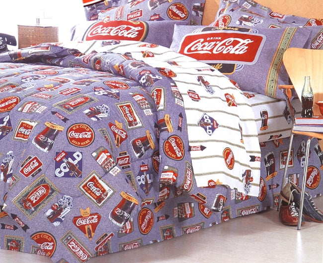 Coca Cola Bed In A Bag 459226 Overstock Com Shopping