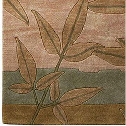 Hand Tufted Tuscan Villa Collection Thomasville Wool Rug