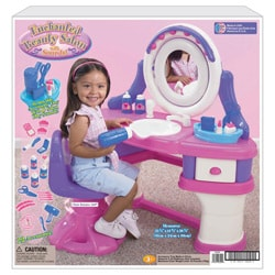 American Plastic Toy Beauty Salon Overstock Shopping