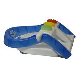 Bebelove Baby Bath Ring Seat In Blue 12409411