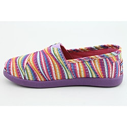 Bobs By Skechers Girl S Bobs World Multi Colored Casual