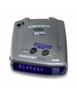 escort passport 8500 x50 blue radar detector 10450033 shopping top rated. Black Bedroom Furniture Sets. Home Design Ideas