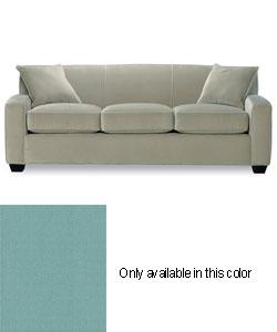 Daphne Seafoam Green Sofa 10464243 Overstock Com