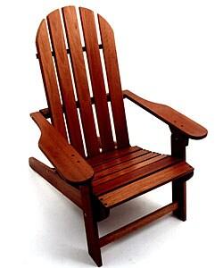 Folding Adirondack Chair 10739059 Overstock Com