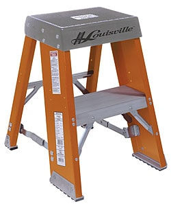 Amerihome 3 Step Utility Stool With Tray 15872573