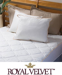 Royal Velvet Signature King Mattress Pad 11200184