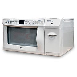 Lg 0 9 Cubic Foot Countertop Microwave With Built In