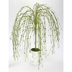 Faux Small Weeping Willow Tree With Berries 11938357