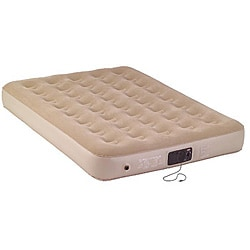 Coleman Full Size Quickbed Air Bed With Built In Mp3 Plug