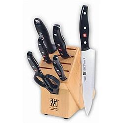 J A Henckels Twin Signature 7 Piece Knife Block Set