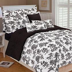 Vintage Black And White Bedding 105