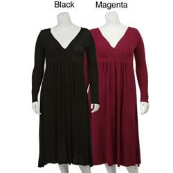 5178f8a55e6 Plus size attire sears. Sears has plus size dresses in elegant designs. Get  dressed up for unique activities in stylish plus size robes.