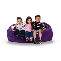 Jaxx Jr Kid S Lounger Foam Filled Bean Bag Chair
