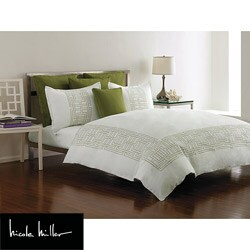 Geometric Nicole Miller Argos Apple Duvet Cover Bedding
