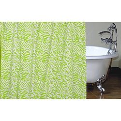 Perry Ellis Asian Lilly Shower Curtain 12759081