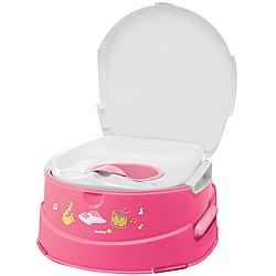 Mommy S Helper Contoured Cushie Step Up Toilet Seat