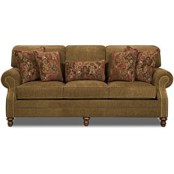 Beautyrest Mathias Squirrel Sofa 14351393 Overstock