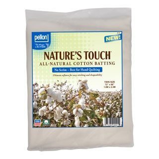 Warm And Natural Cotton Batting King Size 11255786
