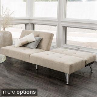 Abbyson Living Newport Futon Sleeper Sofa 12434243