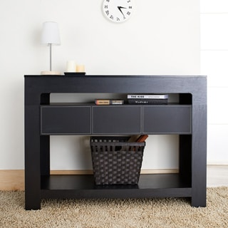 Furniture Of America Marque Functional Black Finish