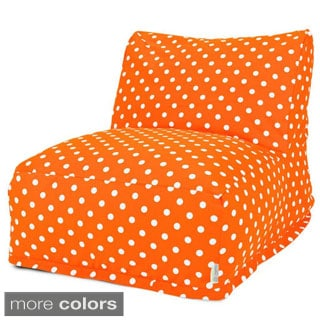Beansack Polka Dot Green Bean Bag Chair 13113608