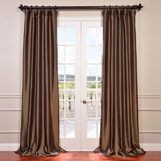 Shire Pintuck Taffeta 120 Inch Curtain Panel 11415174
