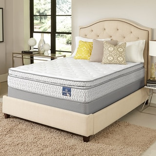 Sealy Posturepedic Pointborough Plush Euro Pillowtop Queen