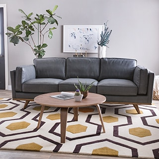 Harper Leather Sofa Reviews Deals Amp Prices 17155775