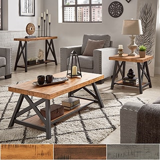 Table Sets Coffee Sofa Amp End Tables Shop Affordable Accent Tables Overstock Com