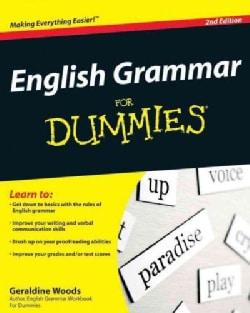 DUMMIES FOR GRAMMAR ENGLISH WORKBOOK