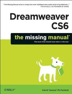 Dreamweaver CS6: The Missing Manual mac