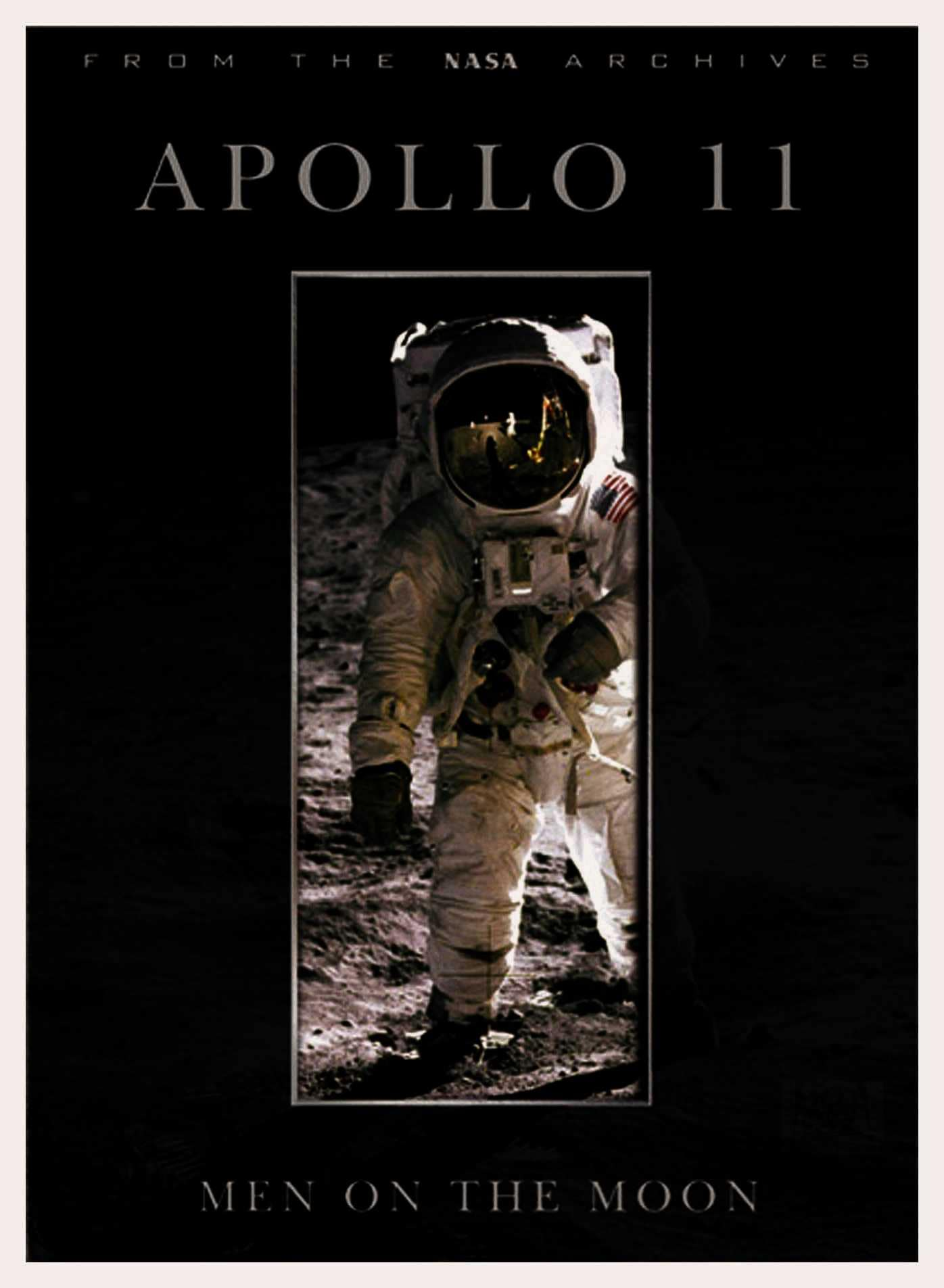 Spacecraft Films Apollo 11 Dvd images