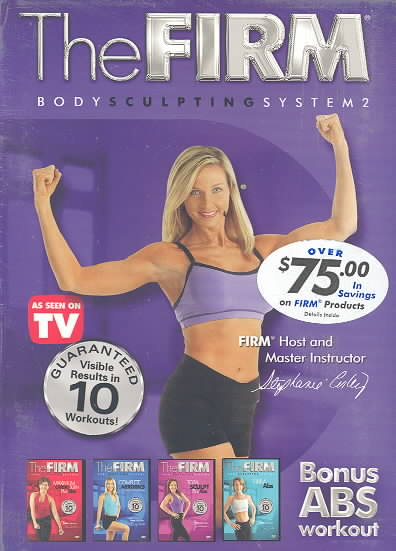 The Firm Body Sculpting System 2 4 Pack (DVD) Shopping on