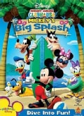 Mickey Mouse Clubhouse Mickey S Big Splash Dvd