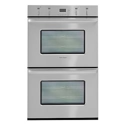 Fisher Amp Paykel Od302ss Aerotech Double Oven 11604545