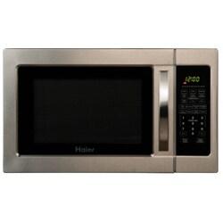 Haier 1 0 Cu Ft 1000 Watt Microwave 14180403