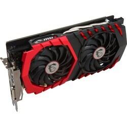 MSI GTX 1060 GAMING X 6G GeForce GTX 1060 Graphic Card - 1.59 GHz Cor