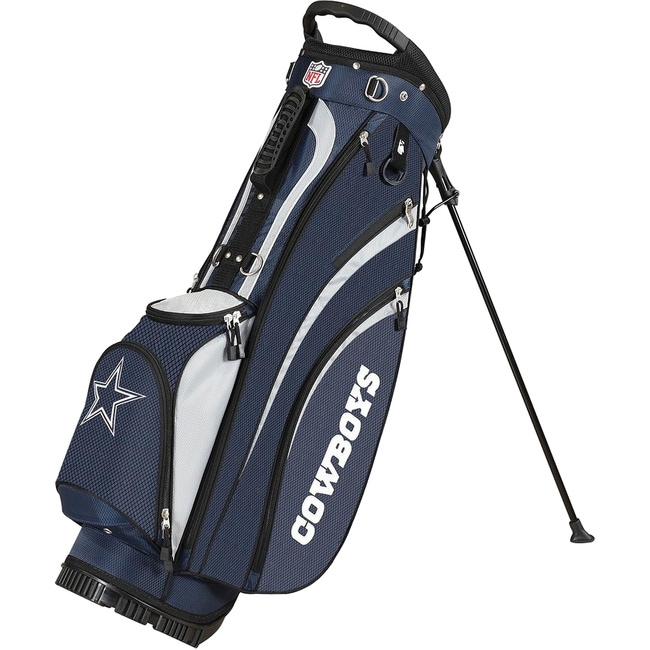 Wilson Dallas Cowboys Golf Bag On Popscreen