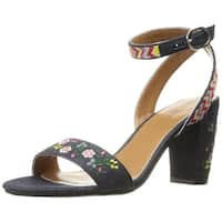 Indigo Rd. Womens Badie Open Toe Casual Ankle Strap Sandals - 8.5