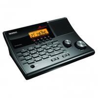 Uniden BC365CRS FM Radio Scanner w/ LCD Display & Clock/Alarm