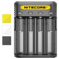 NITECORE Q4 4-Slot Universal IMR/Li-Ion Battery Charger