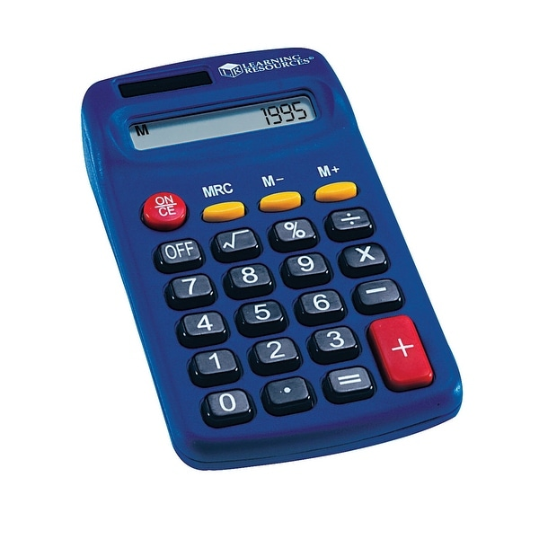 Learning Resources Primary Calculator, Set of 10