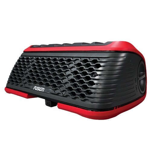 Fusion 010-01971-11 Stereoactive Watersport Stereo - Red