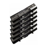 Replacement 4400mAh Battery For Dell 0RN873 / 0RU573 Battery Models (6 Pack)