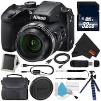 Nikon COOLPIX B500 (Digital Accessory Bundle)